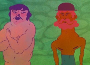A neten is nézhető Tóth Luca Cannes-ban debütált animációja, a Superbia