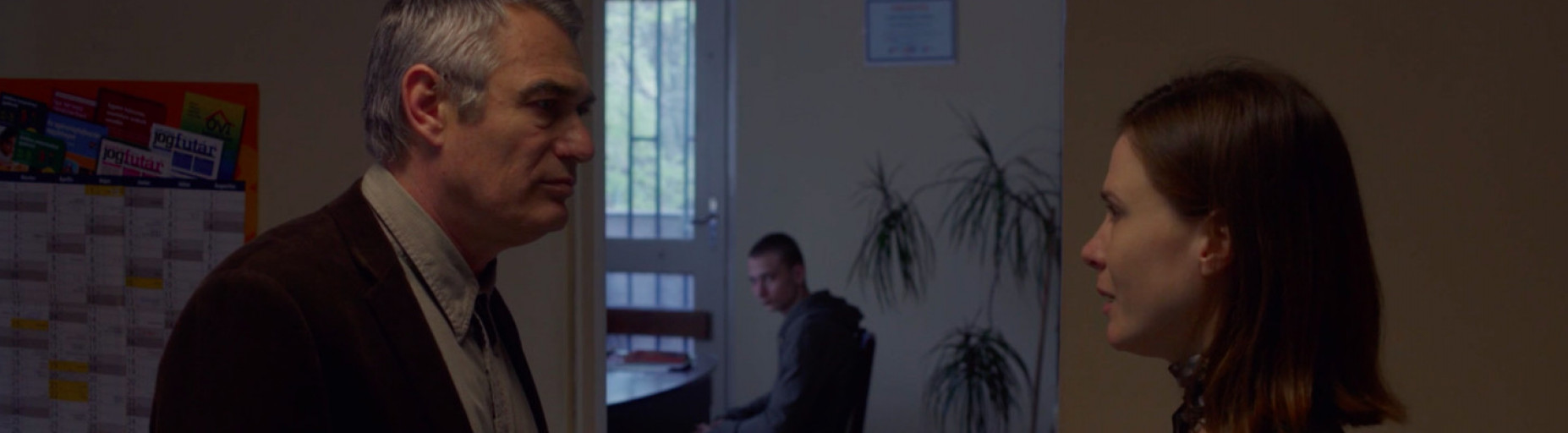 Kölcsey Levente rövidfilmje a locarnói versenyben